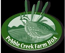 Pebble Creek Farm HOA