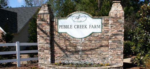 PEBBLE CREEK FARM